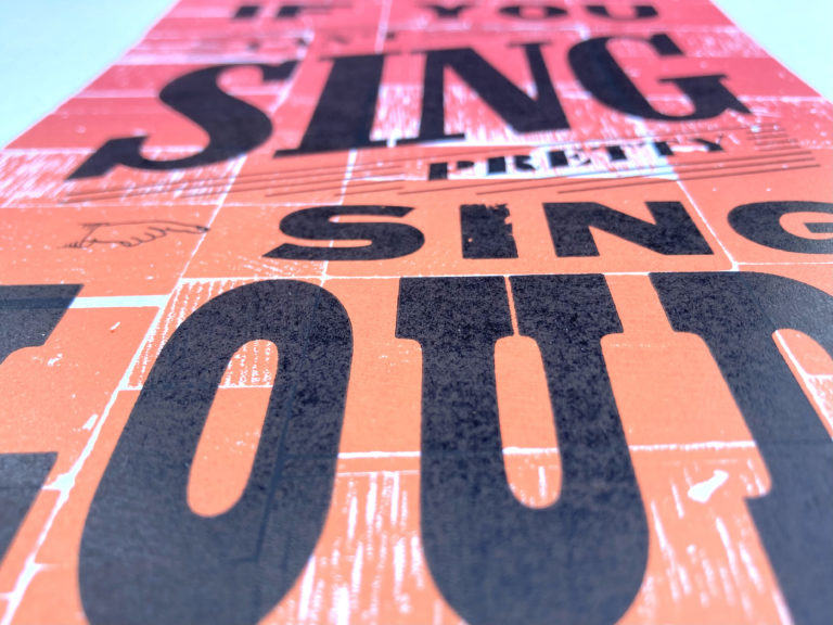 Printing with Impact with Mike Hepher